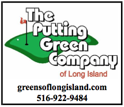 The Putting Geen Company Logo